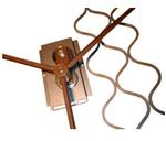 Кузнечный инструмент Волна